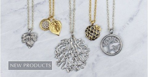 New Products | Quest Beads & Cast - Charms and Beads Made in the USA