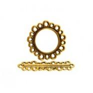 Filigree Loop Toggle Set #4015