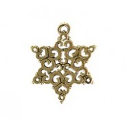 Filigree Star Of David #6455
