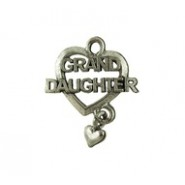 Grand Daughter With Heart - Self Linker #4103SL