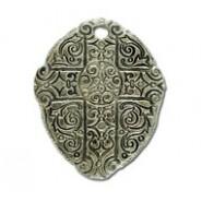 Ancient Disc-Cross Design (Large) #4938