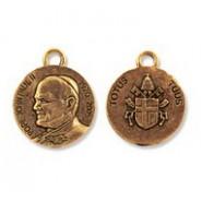 Pope John Paul 2 Portrait Medal #4042