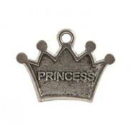 """""""Princess"""" Dog Or Cat Tag #4534"""