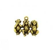 Three Monkeys #550
