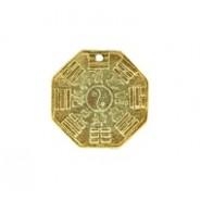 Yin Yang Coin- Octagon #101