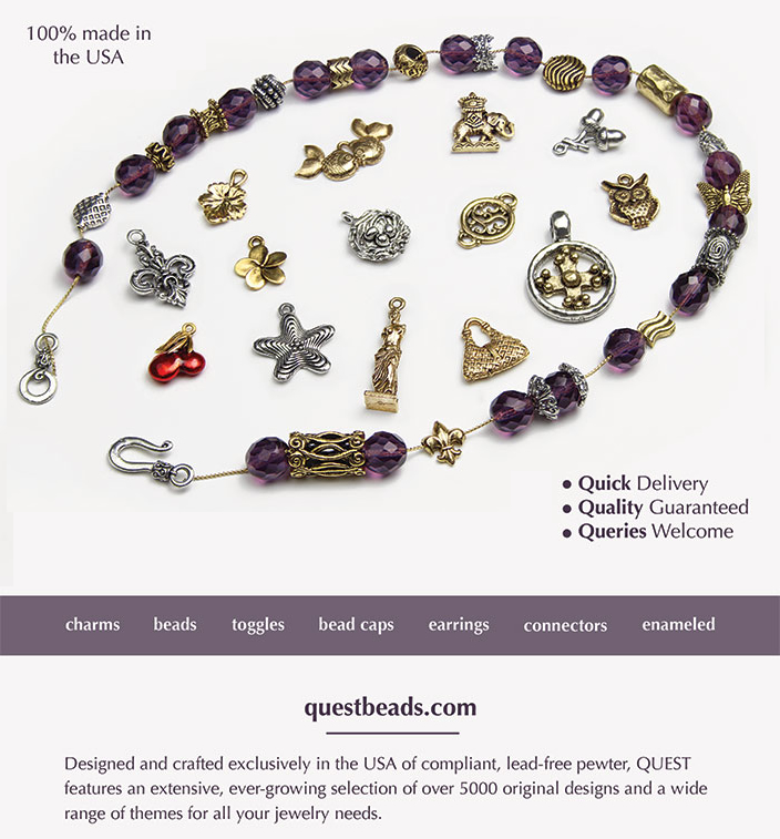Quest Bead Ad